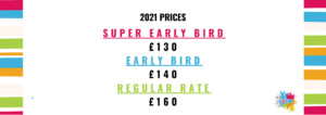 CLConf 2021 Ticket Prices